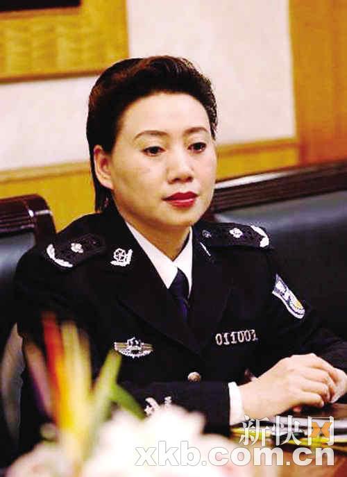 重庆市公安局经侦总队原总队长陈光明