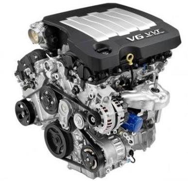 使得v6发动机重心分布明显优于l4发动机