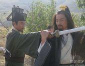 """景岗山""""剑指""""张涵予 《水浒》两大硬汉首对决"""