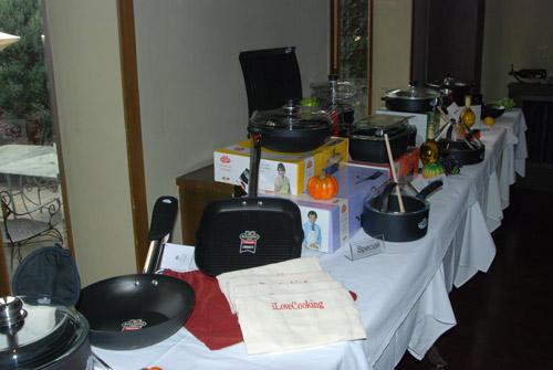 意大利血统的锅具品牌巴拉利尼