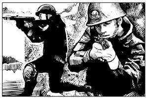 全程:小时逃亡呼和浩特越狱犯记录66同人组图柯南r18漫画漫画图片