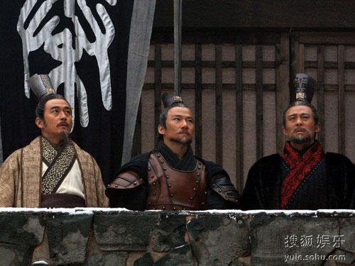 图:历史大剧《大秦帝国》第一部 精彩剧照 34