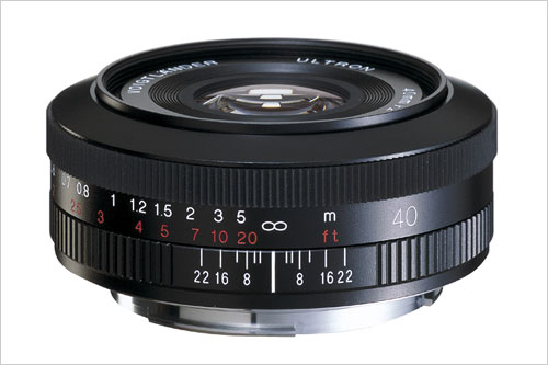 ULTRON 40mm F2 SL II Aspherical EF