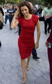 好莱坞一周潮人街拍:伊娃-朗格利亚2
