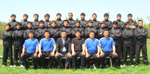 北京八喜足球俱乐部