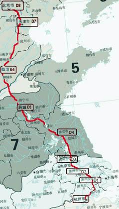 一生一定要走的一条路 京杭大运河自驾之旅图片