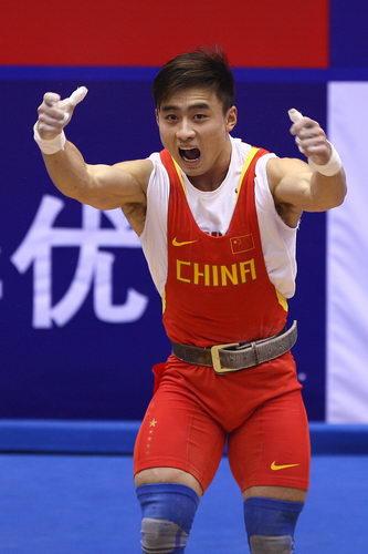 第十一届全运-全运特约搜狐举重举重来源体育:华帝直拍乒乓球发球教学视频图片图片