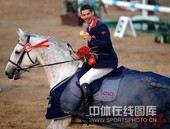 马术场地障碍个人赛 香港选手林立信夺冠