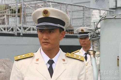叶静扮演王海军