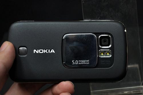 首款S60 v3智能TD手机 诺基亚6788多图