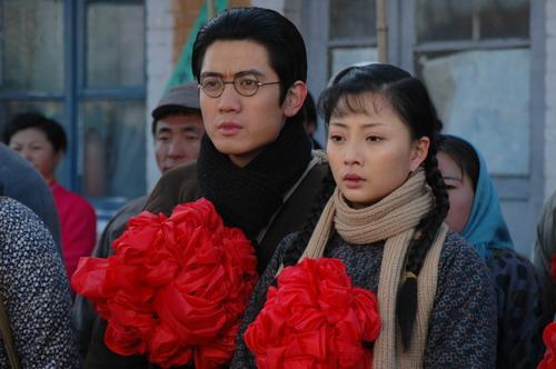 徐箭和殷桃主演《女人一辈子》