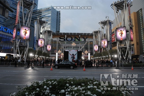 mj影视胜景-杰克逊电影洛杉矶首映集锦 群星闪耀精彩无限