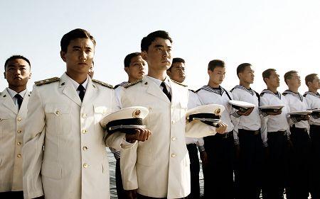 《沧海》中展现的现代海军风貌