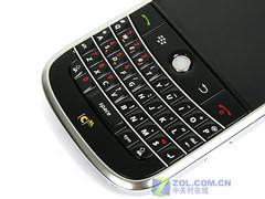 全键盘智能机皇 CSL版黑莓9000高价到货