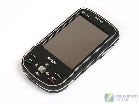 VGA屏幕导航手机 夏新N800促销1180元