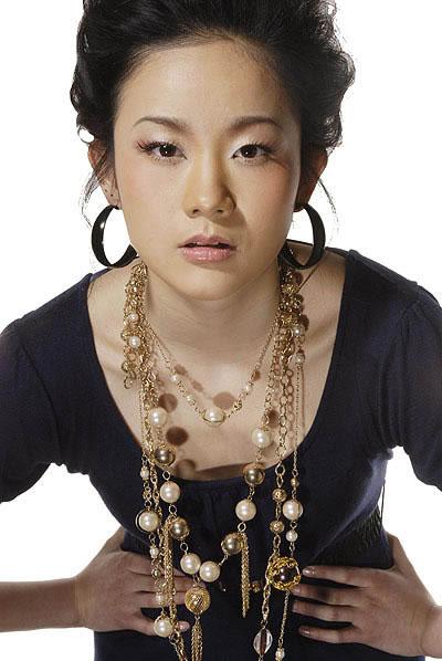 卢  娜 2006第七届CCTV电视模特大赛冠军