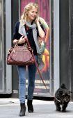 好莱坞一周潮人街拍:西耶娜-米勒5