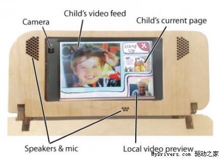诺基亚开发儿童教育互动电子书