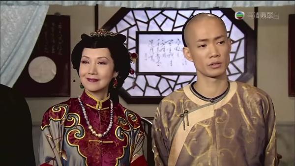 """谢雪心在《巾帼枭雄》中饰演""""大奶奶"""",精湛的演技令所有人折服。"""