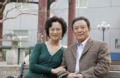 图:《娘家的故事》剧照 儒雅的何校长夫妇