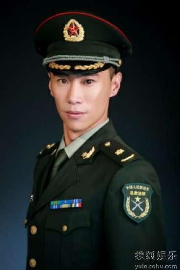 著名青年演员郑昊