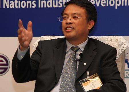 余卓平博士,同济大学校长助理、教授、汽车学院院长