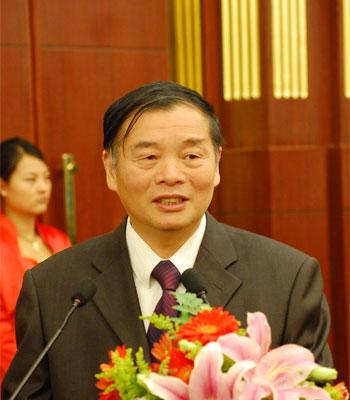 图为 工业和信息化部副部长 杨学山