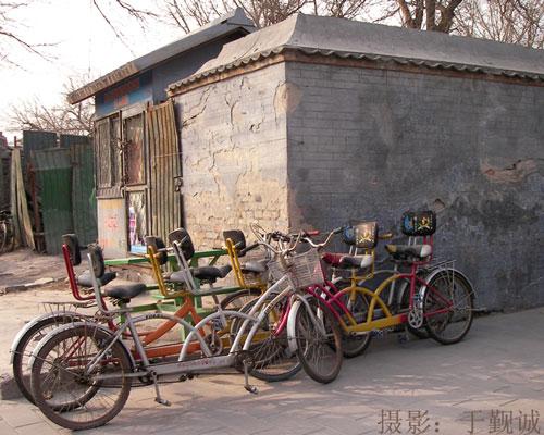 老北京旅游 北海什刹海经典自行车旅游-搜狐旅游