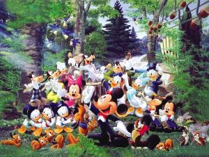 """迪士尼乐园终于""""落沪""""了。资料图片"""