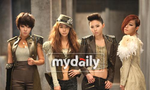 Brown Eyed Girls将参加大钟奖颁奖礼庆祝演出