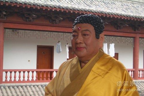 图:《吴承恩与西游记》精彩剧照―― 如来佛祖