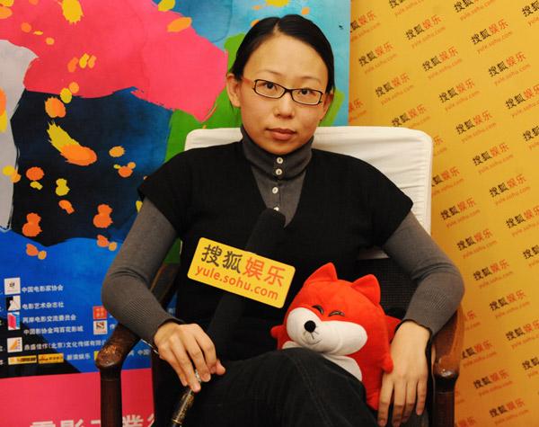 吴楠:青年导演需走市场化路线