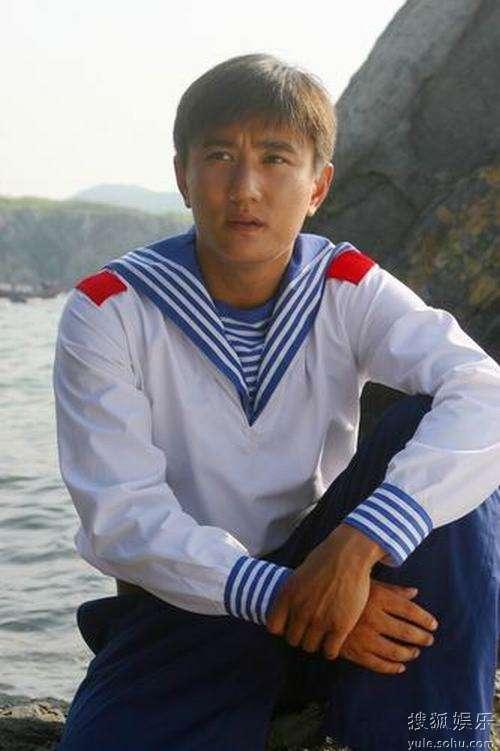 年轻的水兵