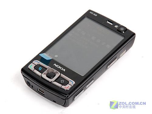 经典机皇再现新低 诺基亚N95促销1900元