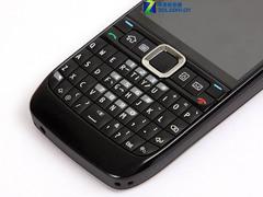 黑色小明星 全键盘诺基亚E63到货1600元