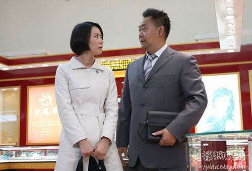 张恒、姜武《我是老板》剧照