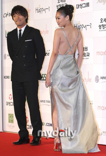最佳男配角提名陈久和朱妮