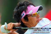 图文:2009汇丰冠军赛第三轮 日本小将石川辽