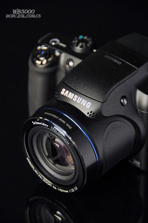 三星首款大变焦相机 WB5000精美图赏