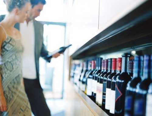 1、葡萄酒业