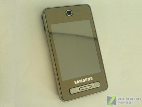 卡片机造型的手机 三星F480仅千元出头