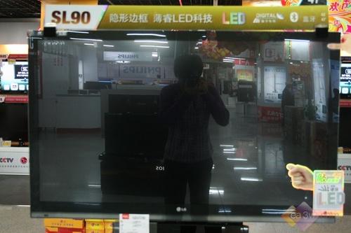 无边框超薄LED新品 LG 47SL90QD超值买