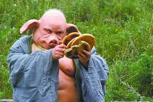 猪八戒图片