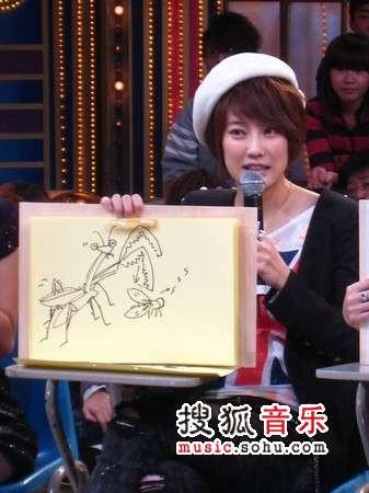 """刘力扬笔下的可爱版""""螳螂"""""""