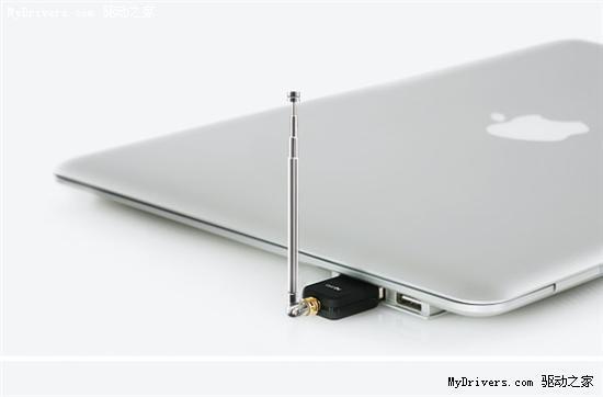 全球最小USB电视棒 仅有邮票大小