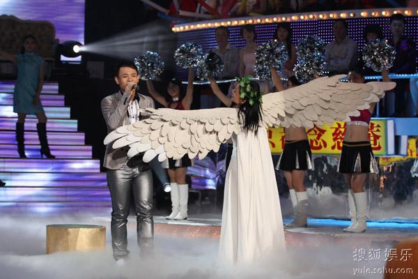 """上海/""""小旋风""""宾俊杰/现场表演"""