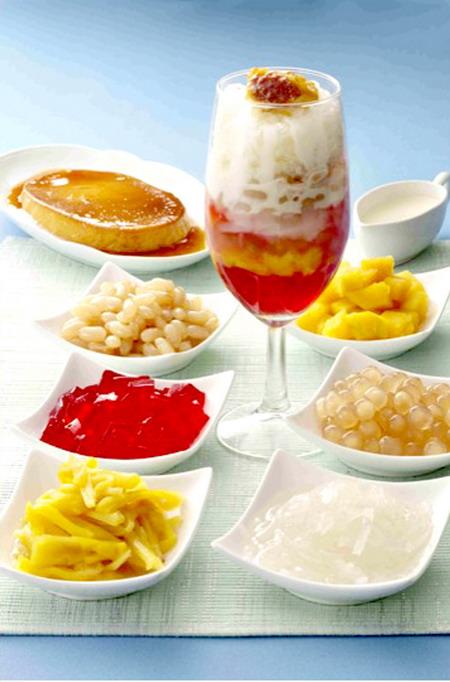 诱人的菲律宾美食