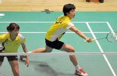 图文:香港羽毛球公开赛次日 申白�捶磁幕厍�