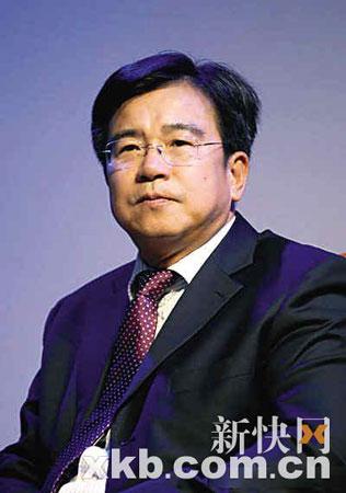 广东省卫生厅副厅长廖新波。(资料图片)
