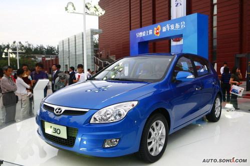 2009款北京现代i30